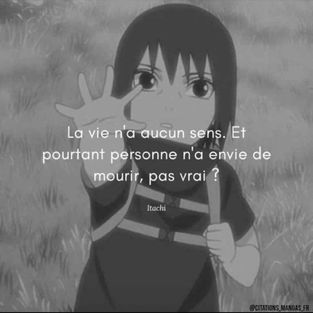 Quote Naruto 『Itachi Uchiwa』