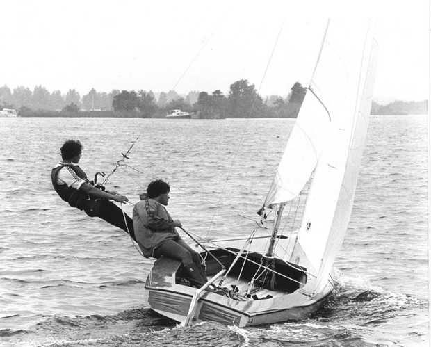 ANP Historisch Archief Community - Loosdrecht, 29 juli 1979
