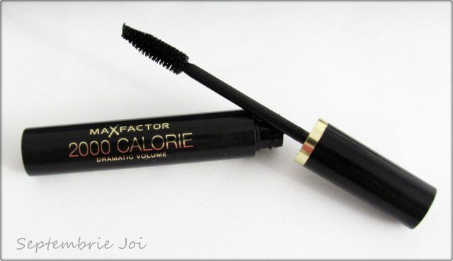 Max Factor 2000 Calorie Dramatic Volume Mascara Volume Mascara Max Factor Mascara