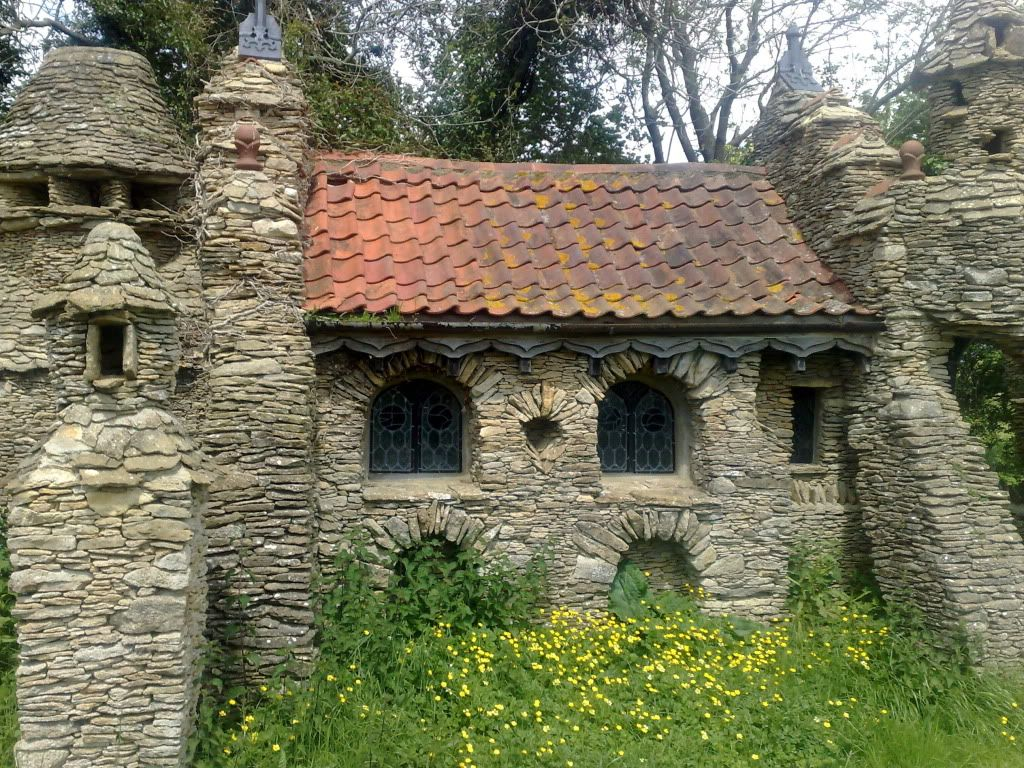 all stone hobbit house in the cotswolds abandoned amazing