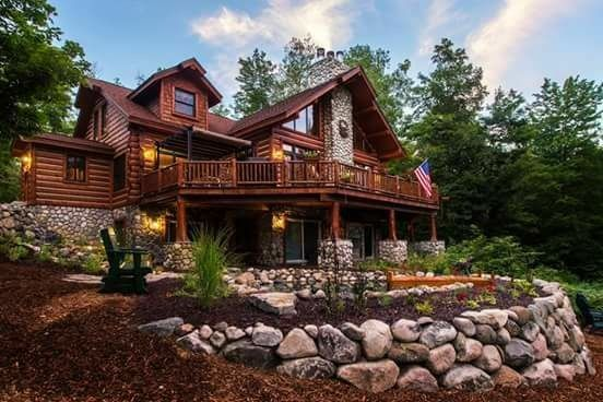 Log home designs large backyard cabin homes cabins rustic also pin by tijen tiryaki on country evleri in pinterest rh