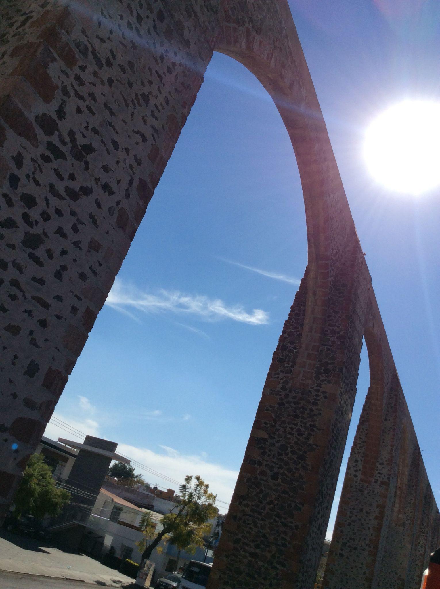 Centro Querétaro  Foto: Angélica Petit de Murat 2016