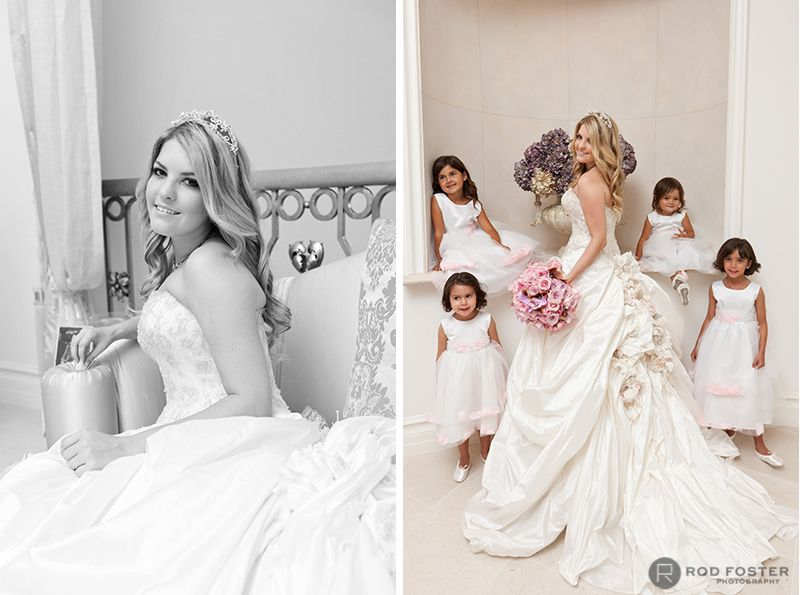 Kevin and evelina wedding dresses