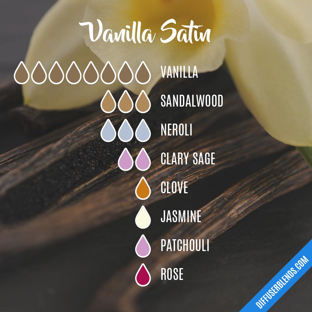 47+ Vanilla essential oil blends ideas