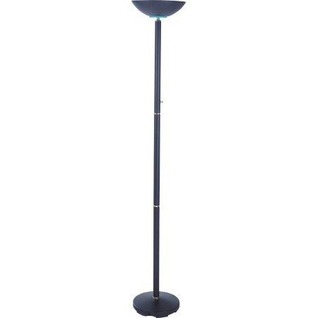 Metal Based 72 Inch Torchiere Floor Lamp Black Torchiere Floor Lamp Black Floor Lamp Lamp