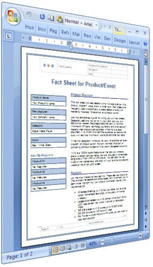 17 beste ideer om Technical Writing Course på Pinterest Kreativ - fact sheet template word