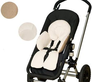 New Infant Baby Soft Head Body Support Pad Pram Stroller Car Seat Pillow Cushion