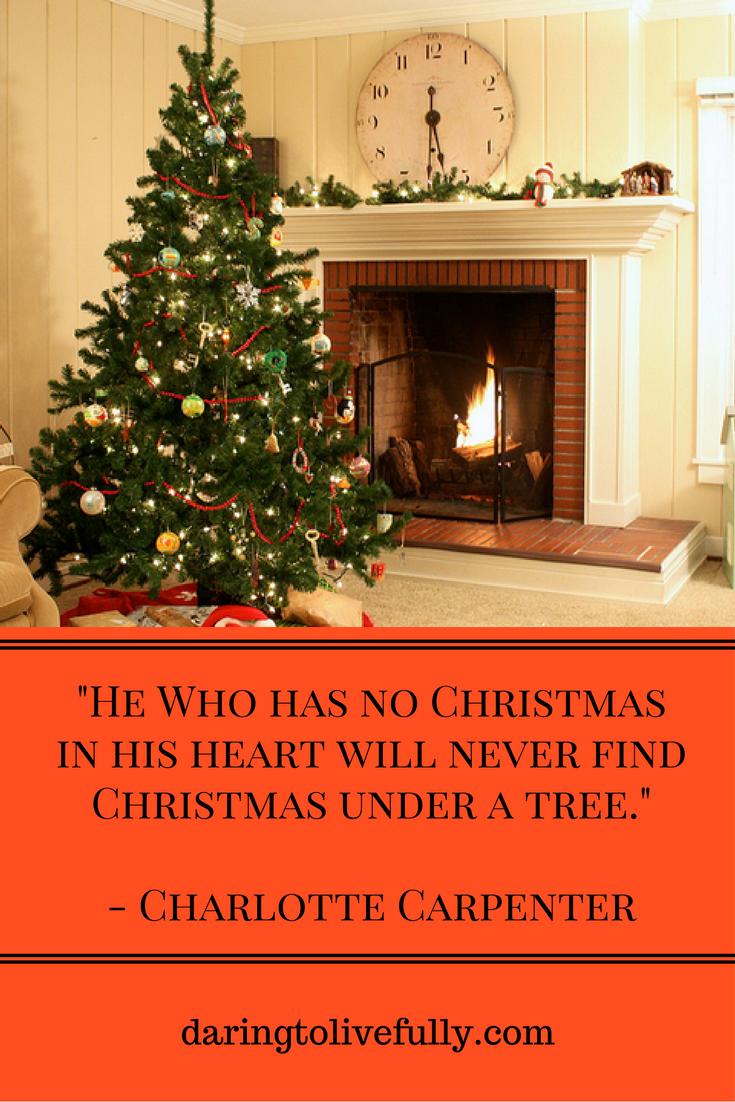 48 Joyous Christmas Quotes To Brighten The Season Idea