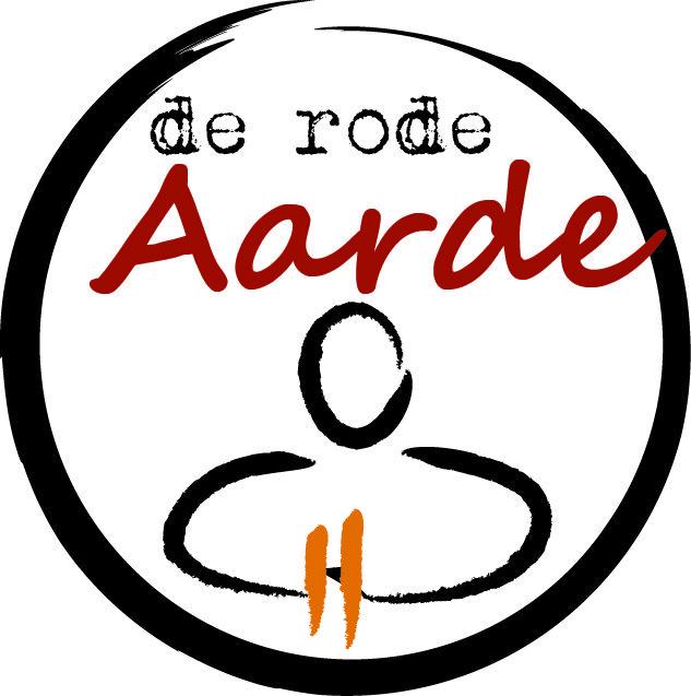 Logo voor De Rode Aarde 5