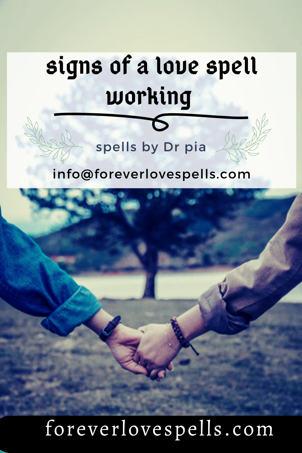 signs of a love spell working | Love spells, Spelling