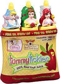 Juice tummy tickler