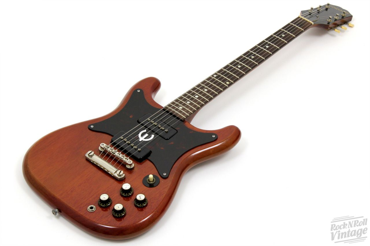 1962 Epiphone Wilshire Cherry Red   Electric Guitars in 2019
