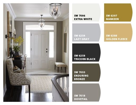 Dovetail Gray Sherwin Williams With