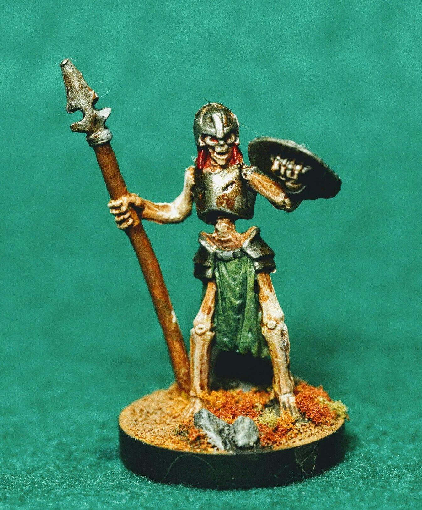 how to paint reaper bones miniatures