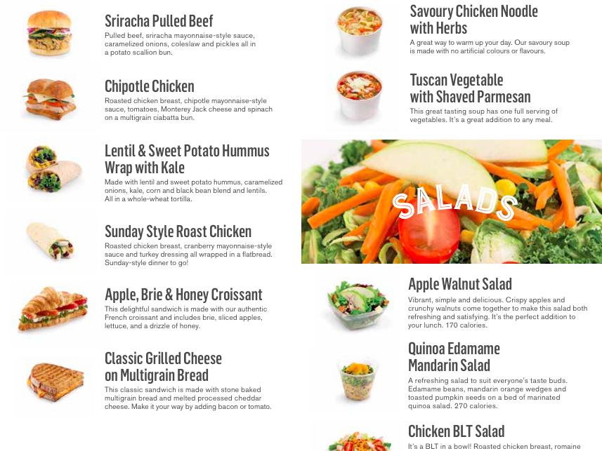 Resultado de imagen para menu de mcdonalds