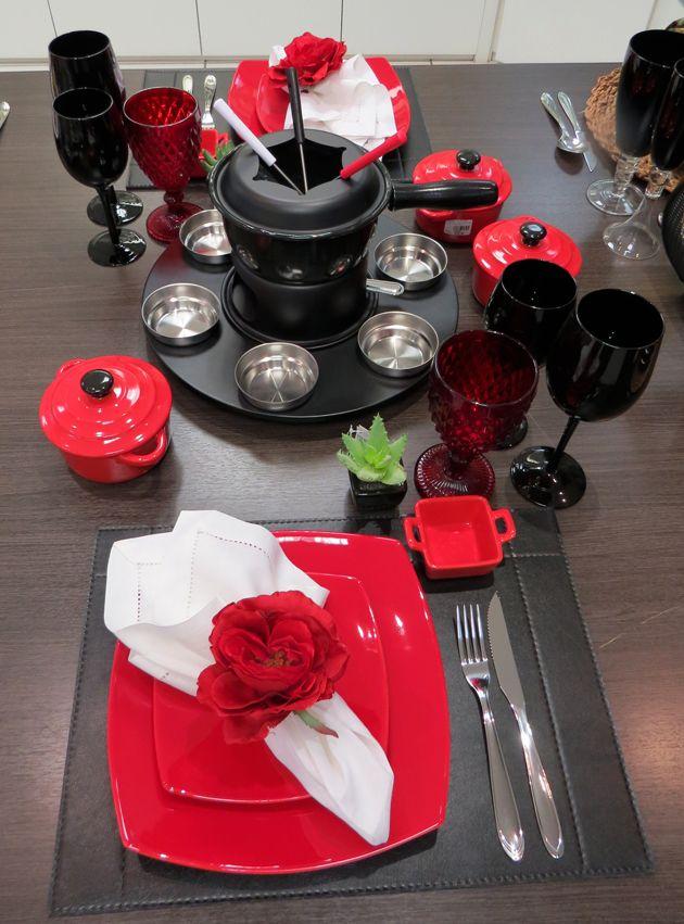Mesas Decoradas Para O Dia Dos Namorados Com Imagens Jantar