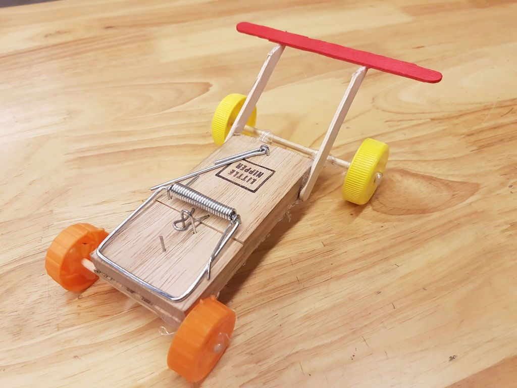 Mousetrap Car Mousetrap Car Car Mouse And The Motorcycle