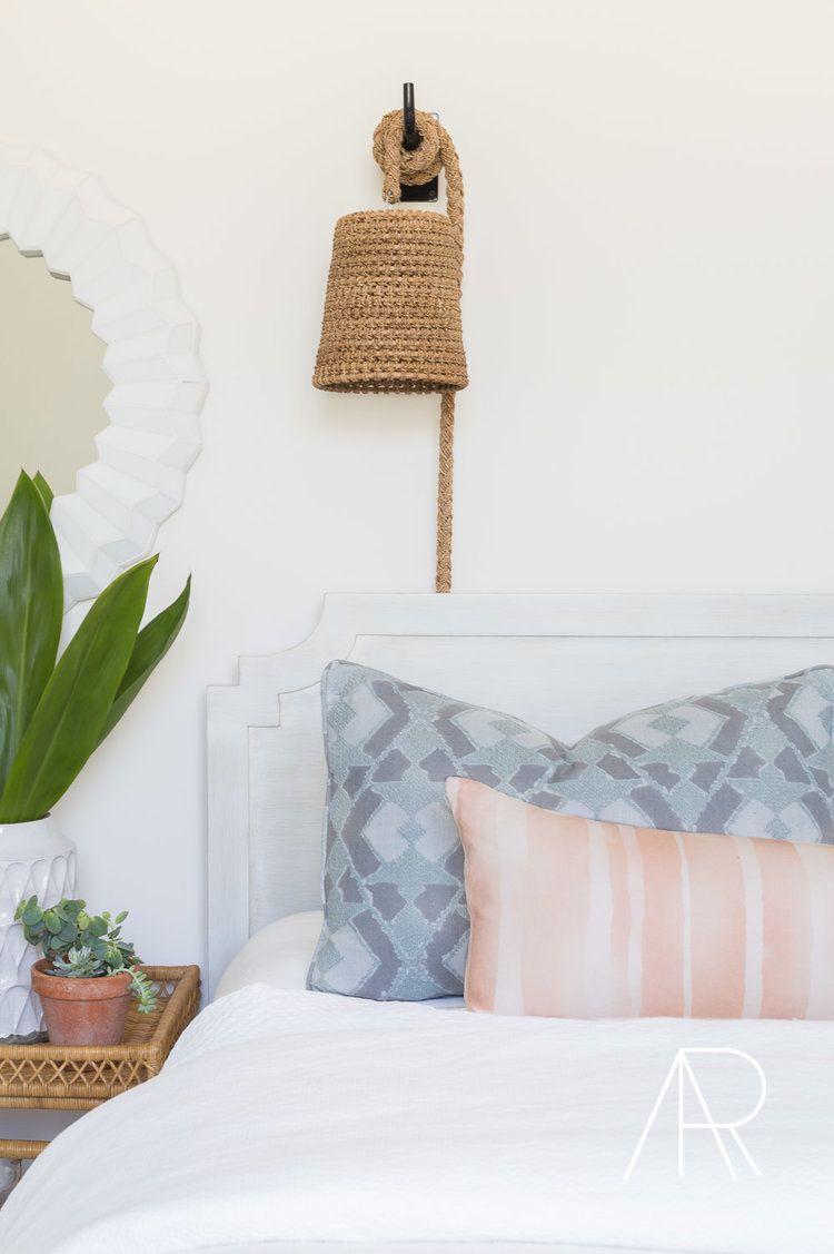 Master bedroom nook  AlyssaRosenheck Scottsdale AZ Boho Bedroom Nook with Mydomaine and