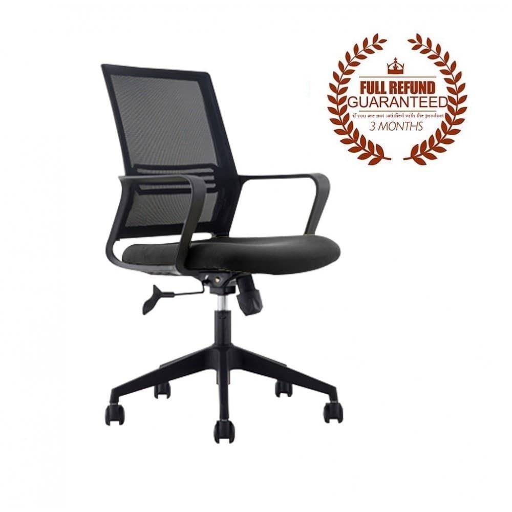 Fcd Mid Back Multi Function Ergonomic Office Chair