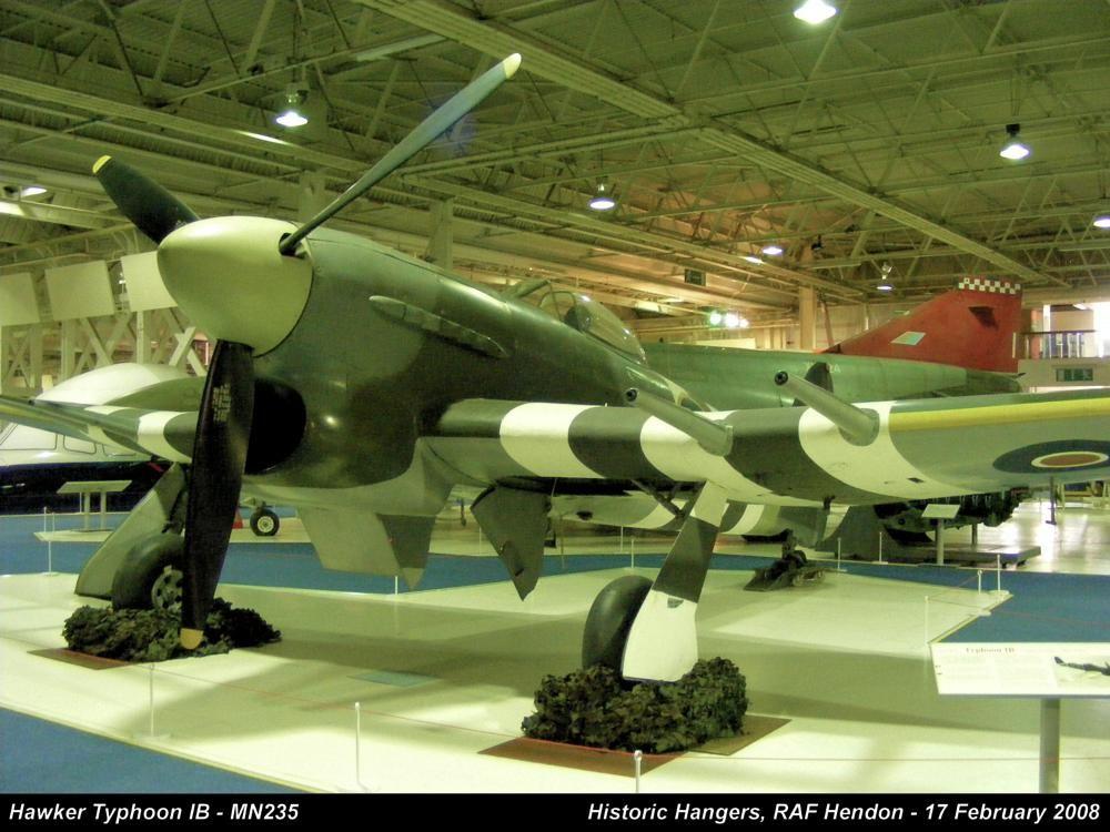 Hawker typhoon ib mn235 by grahamwood14661 warbirds hawker typhoon ib mn235 by grahamwood14661 altavistaventures Choice Image