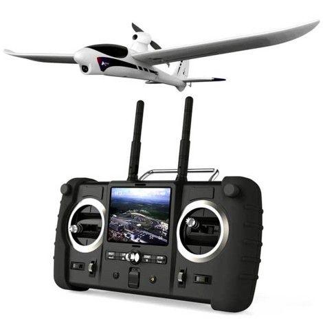 Spy Hawk: Drohne für jedermann überträgt Live Videos auf die Fernbedienung