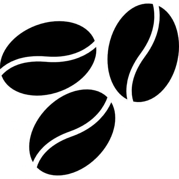 Baixe Graos De Cafe Gratuitamente Coffee Bean Logo Coffee Logo