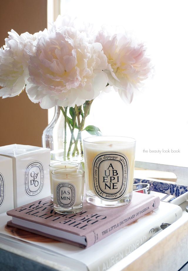 The beauty look book diptyque aub pine hawthorn candle for Where to buy diptyque candles