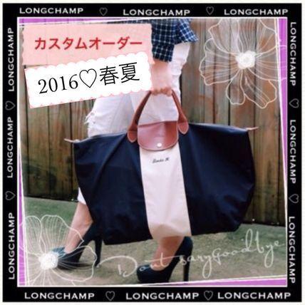 check out d6117 87186 Longchamp トートバッグ 受注再開【LONGCHAMP】2016春夏 ...