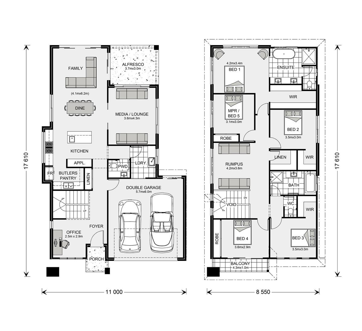 Coogee 333, Home Designs in Adelaide South   G.J. Gardner Homes ...