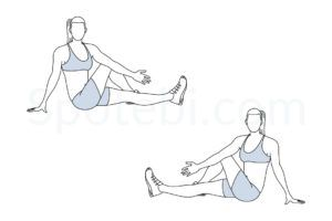 Pin on Stretches