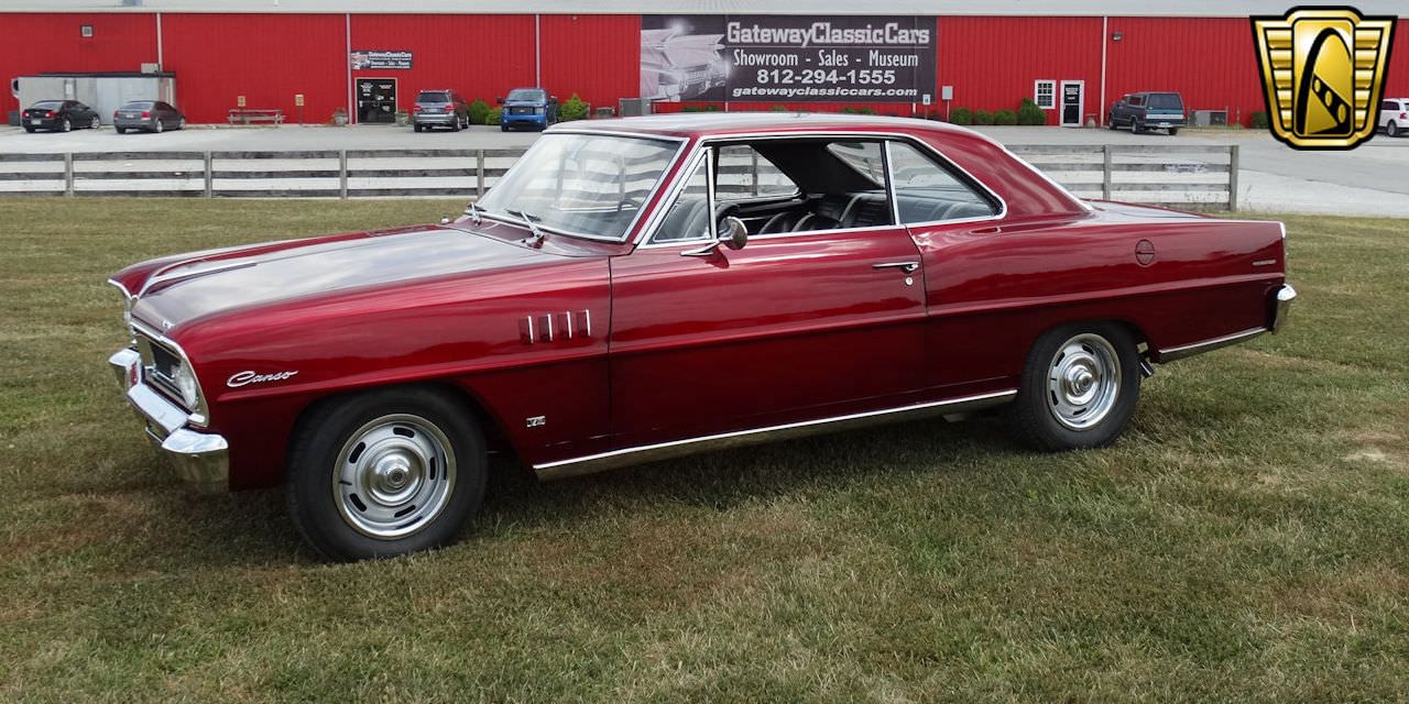 1967 Pontiac Acadian Canso Sport Deluxe, 327/350hp 4bbl V8