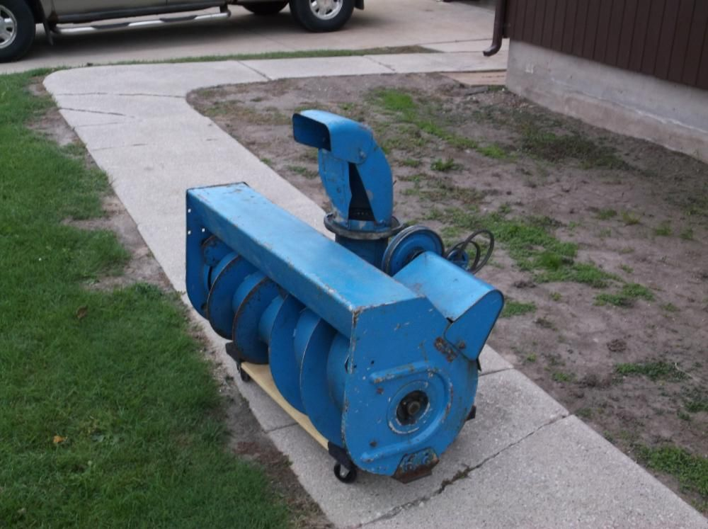 Ford Garden Tractor Snow Blower Ford Jacobsen Snow Blower Attachments Gttalk Snow Blower Ford Garden Tractor