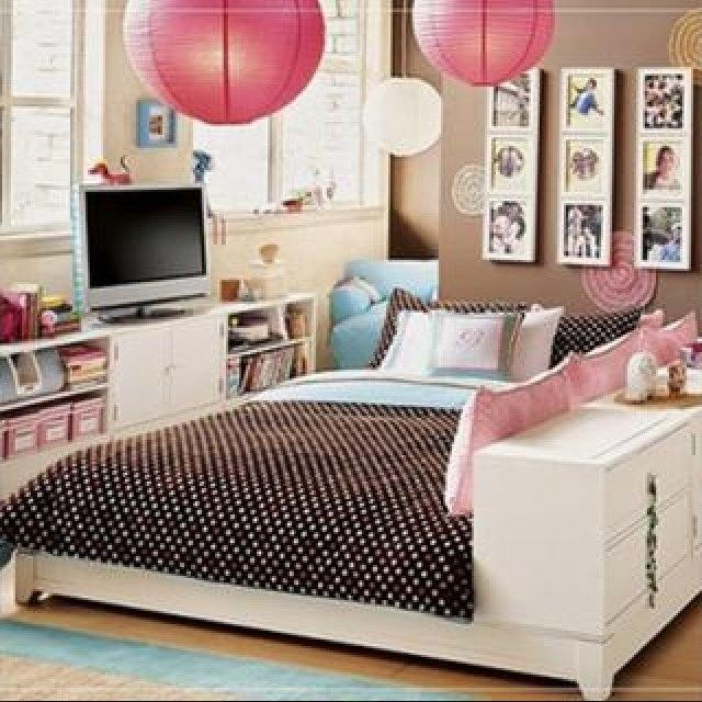 Ordinaire Teenage Girls Bedroom Design, An Invitation For Every Teenager And Cheerful  Girl Wants To Design Her Bedroom; Here You Are A Collection Of Very  Attractive ...