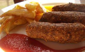 Íme egy vegán ebéd, ami nagyon finom és laktató..