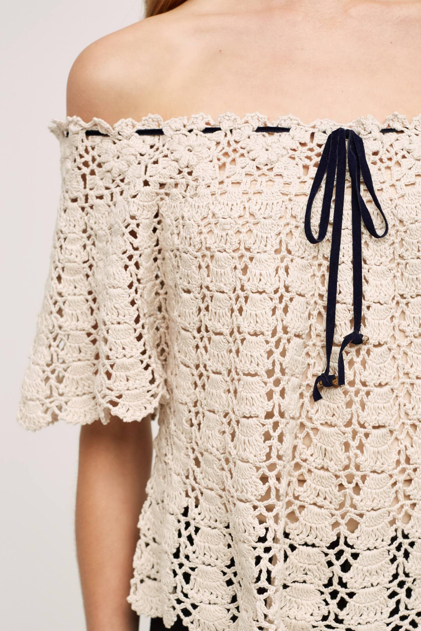 Modern Häkelmuster Pullover Gift - Decke Stricken Muster ...