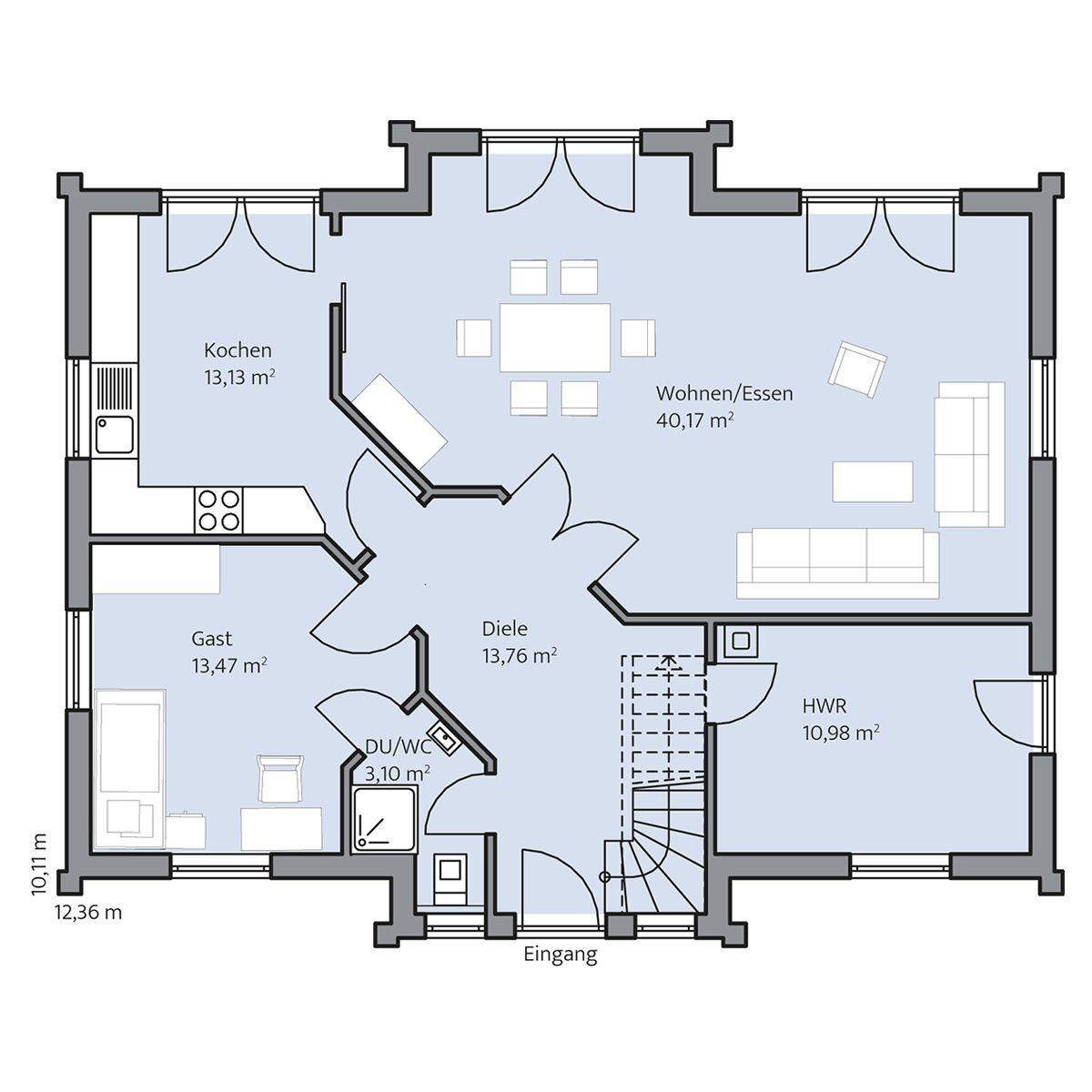 pingl par j lchen sur haus bauen pinterest maison plan maison et plans. Black Bedroom Furniture Sets. Home Design Ideas