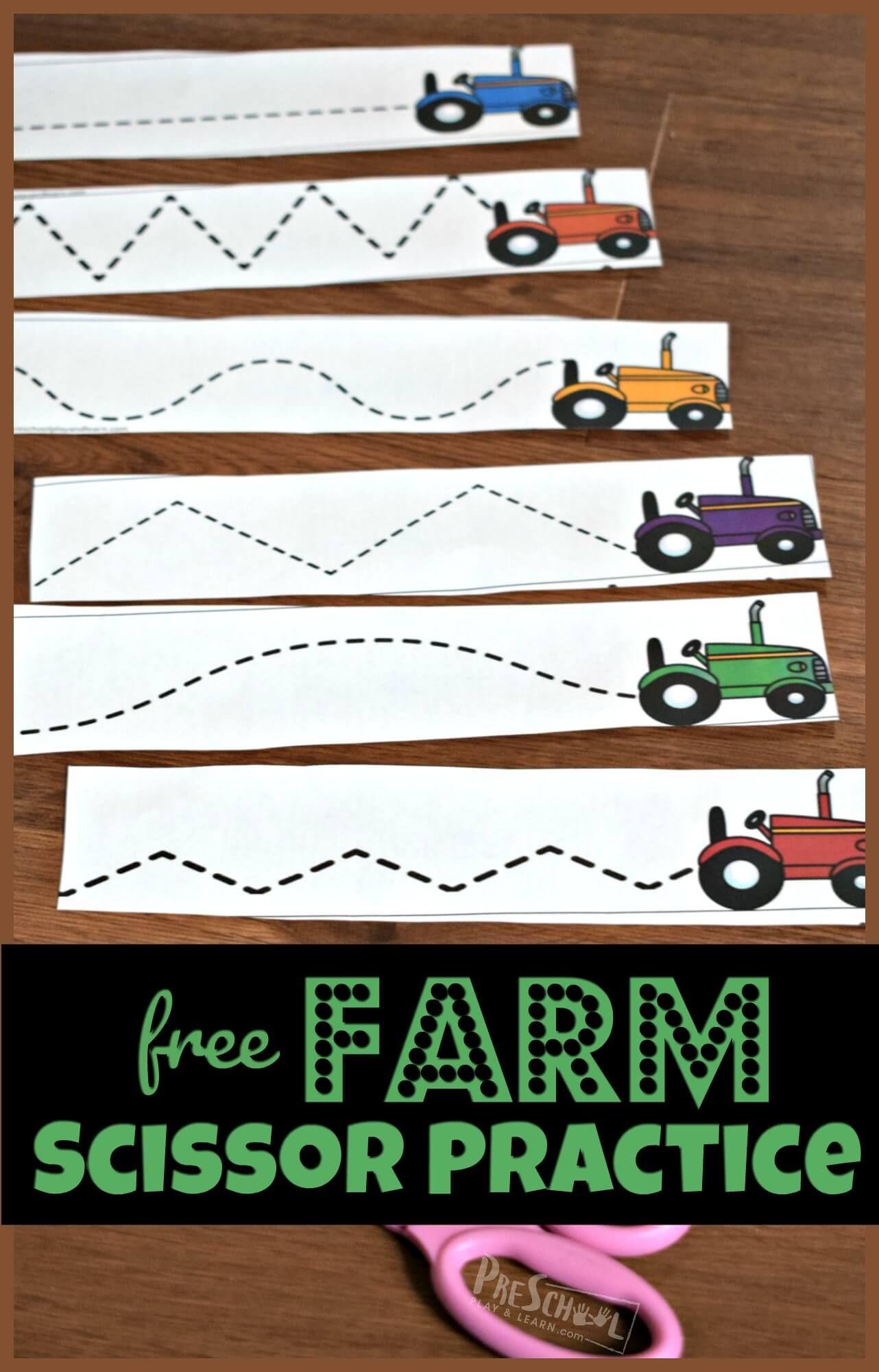 Farm Scissor Practice