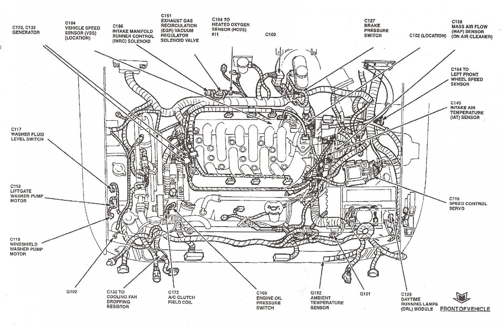 Ford Focus Tdci Engine Diagram