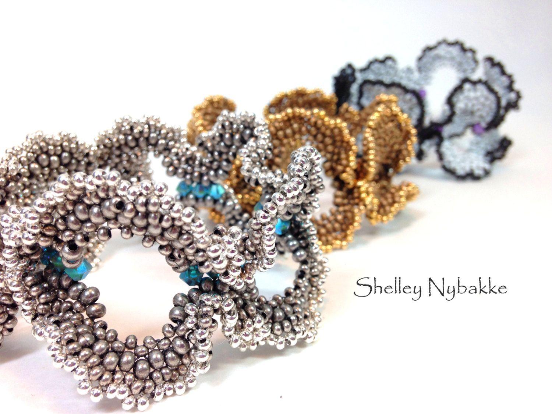 It's a Friller Bracelet DIY Kit Gold by SturdyGirlDesigns