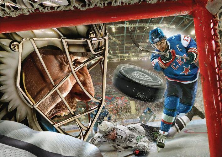 обычные предметы, фото хоккейных картинок этой