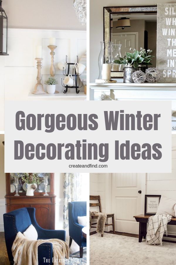 Winter decorating ideas to help you transition from all the holiday decor calm cozy also relax and enjoy cold days inside rh pinterest