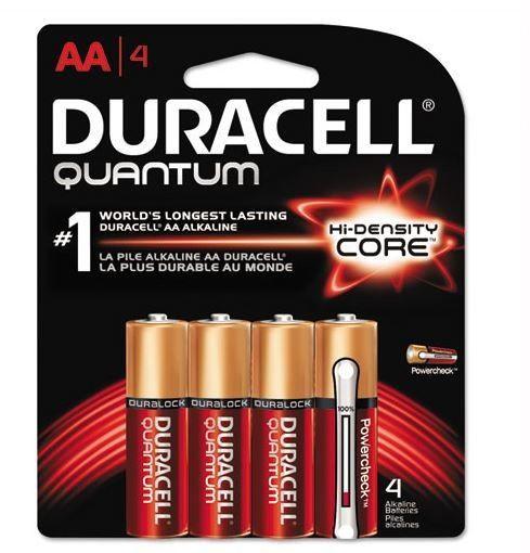 Duracell Ultra Alkaline Batteries Aa 4 Pack Duracell Alkaline Battery Alkaline