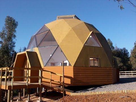 Domo Geodesico Planos Domos En Chile Casas Con Domos Construccion De Un Domo Geodesico Pdf Case A Cupola Cupola Geodesica Architettura