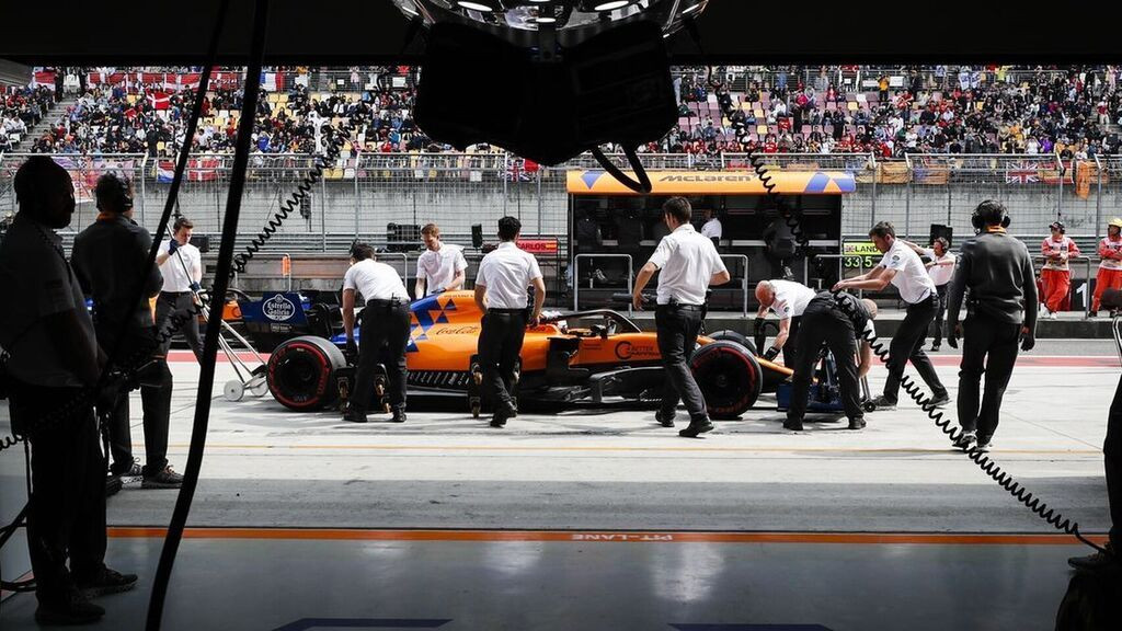 This is how McLaren prepares Fernando Alonso's return to