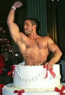 Magnificent man stripper picture
