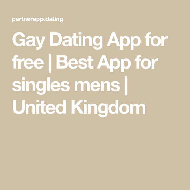 best uk gay dating app