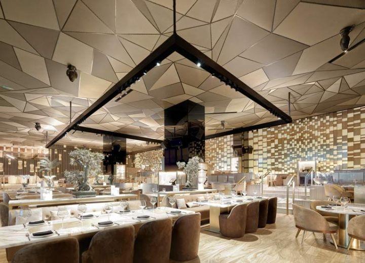 Play Restaurant By Gregory Gatserelia Dubai UAE Retail Design Blog
