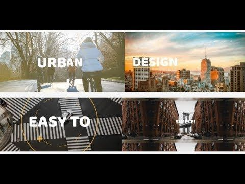 Urban Opener Videohive After Effects Templates