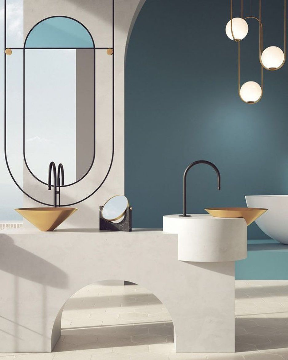 New The 10 Best Home Decor Today With Pictures شرايكم في دورة المياه Tell Me Your Opinion Top Bathroom Design Bathroom Design Bathroom Mirror