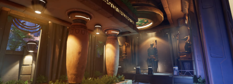 Jeff Kaplan Is Impressed With A Fan Made Cairo Map For Overwatch Cairo Map Cairo Overwatch